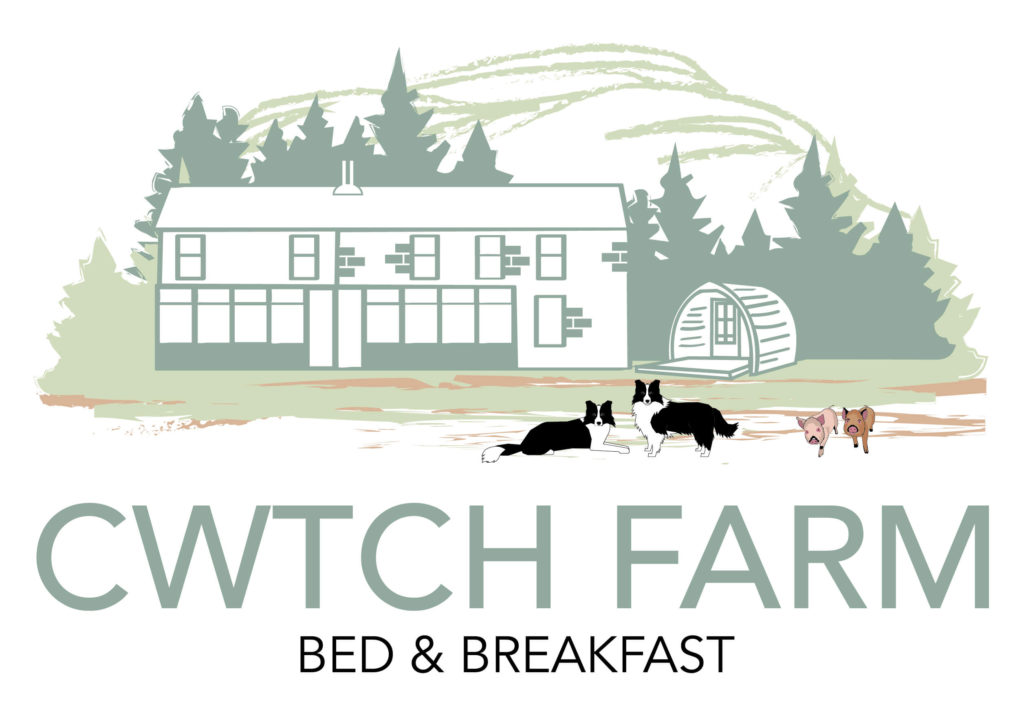 Cwtch Farm Logo
