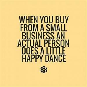 Happy Dance Quote