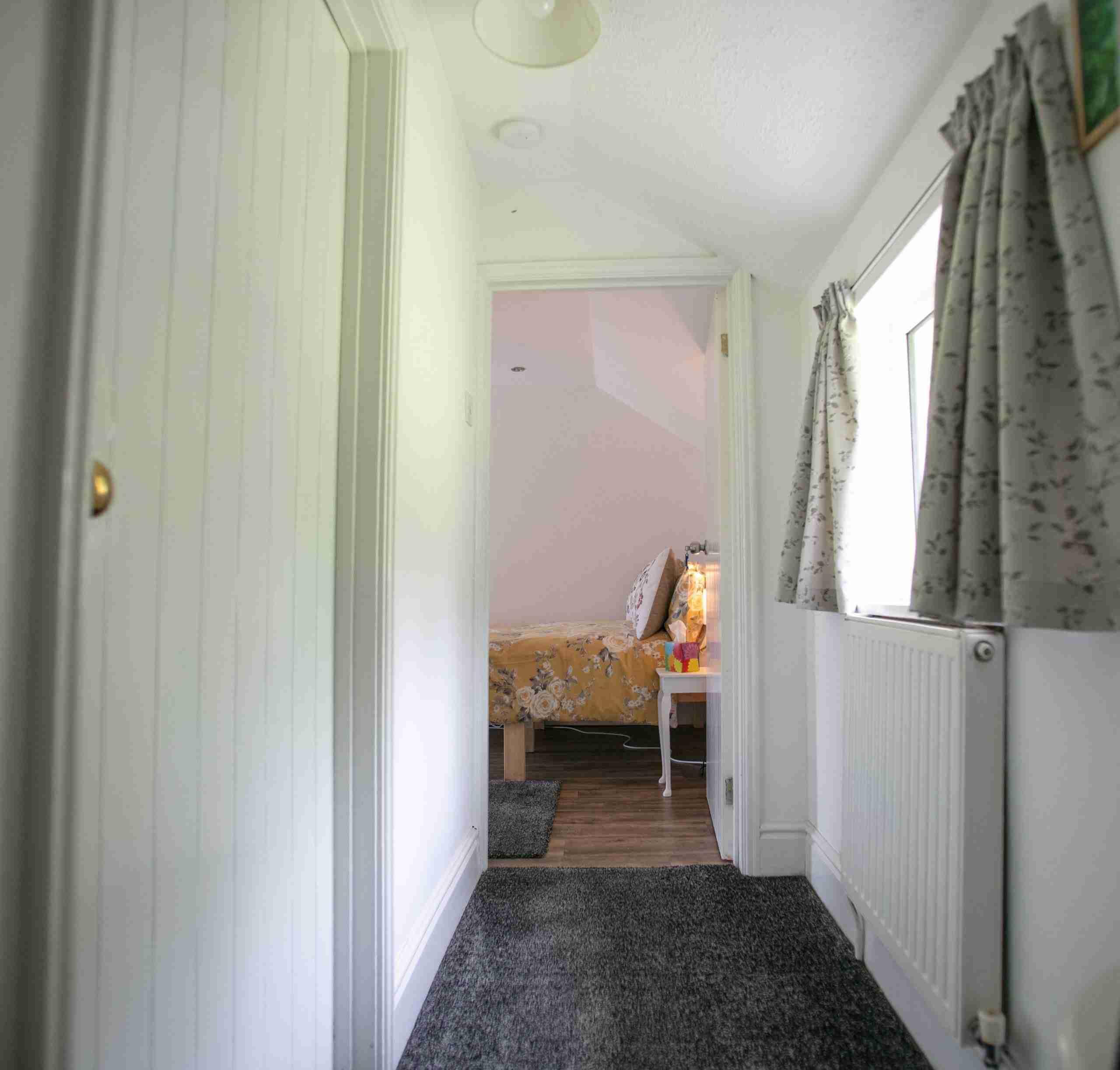 cwtch farm hallway