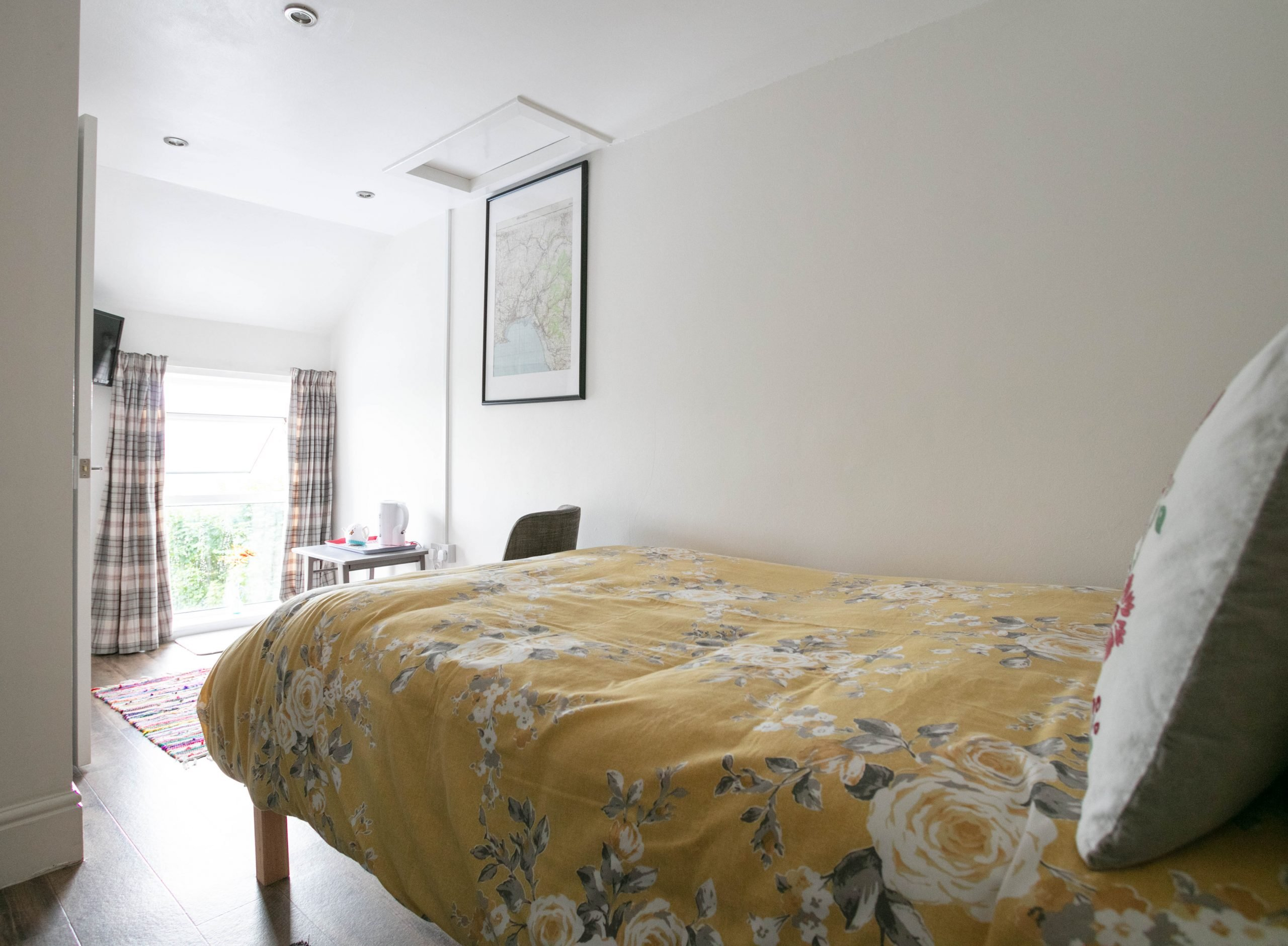 Double Room 2 layout