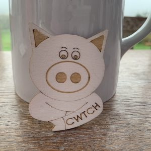 Piggy cwtch